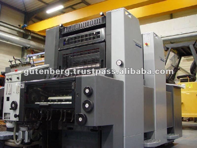 Heidelberg Printing Machine SM 52-2