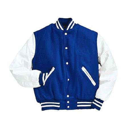 Base Ball Varsity Jacket