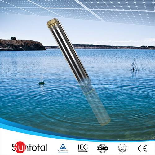 1KW 1.5hp dc solar submersible pump price for home