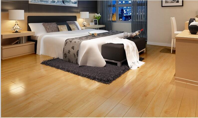 HDF E0grade Super Shine 8mm Laminate Flooring
