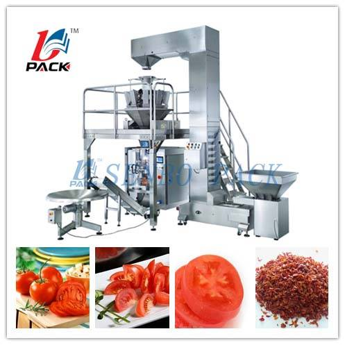 Tomato Flakes Packing Machine