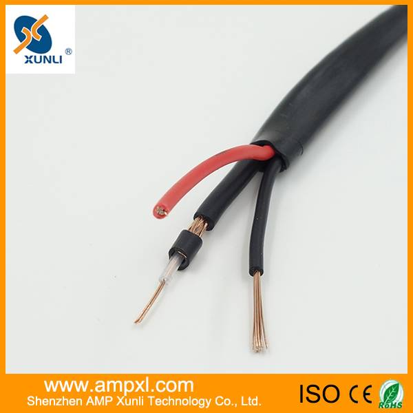 Hot Sell Competitive Price coaxial cable siamese rg59