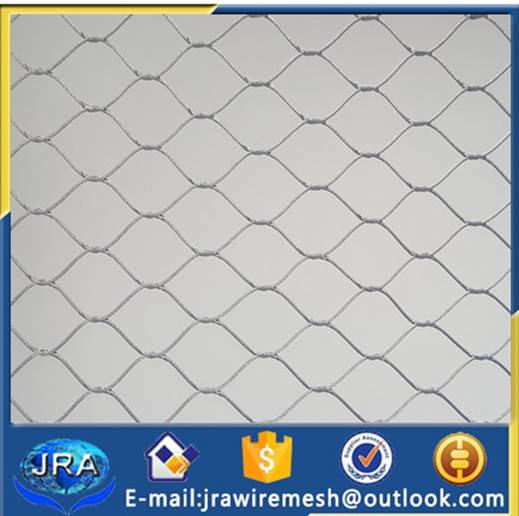 x-tend stainless steel wire rope mesh