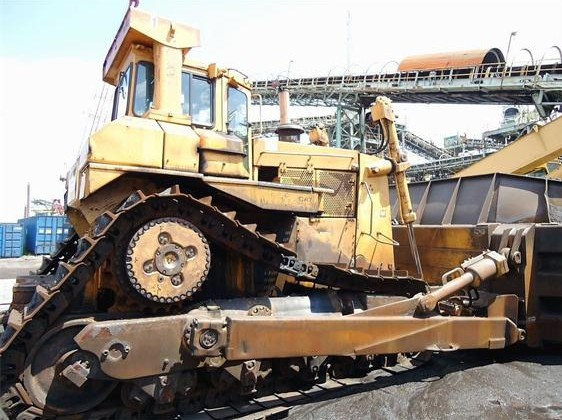 CAT D10N,Second-hand Bulldozer,In Good Condition