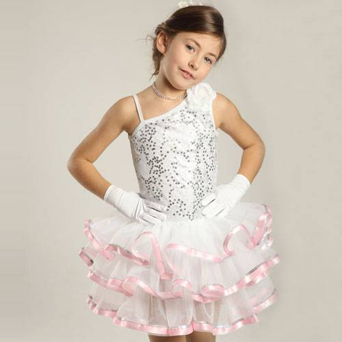 New Arrival of 2013, Ballet Dancewear, child dance tutu DFP-011