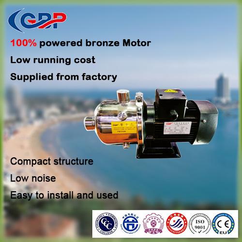 G-HLF(T) horizontal multistage centrifugal pump8-10