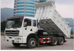 IVECO GENLYON CURSOR engine dump truck
