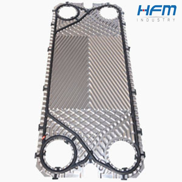 Brazed Plate Heat Exchanger For Air To Air Heat Exchanger