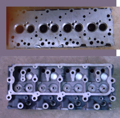 KIA Cylinder Head(4G64-8V,A5D,D4CB-VGT,J2,2.7L,JT,2.4L.etc.)