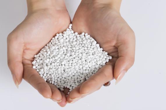 Sell Filler/ Calcium Carbonate/ CaCO3 masterbatch, origin Vietnam, PE - good price and good quality