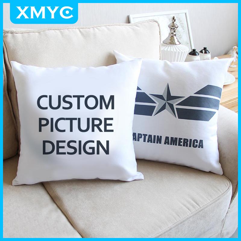 2017 Factory Novelty Photoes Sublimation Pillowcase Pillowshams