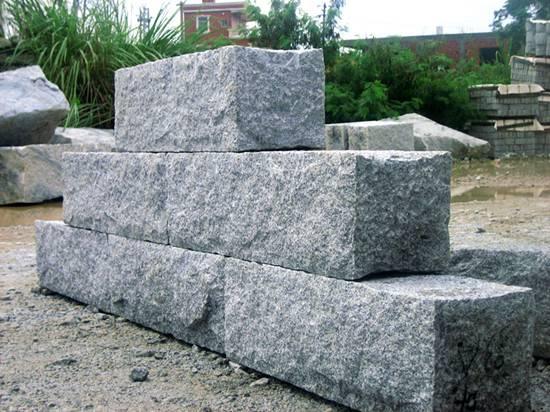 Granite padang grey wall stone