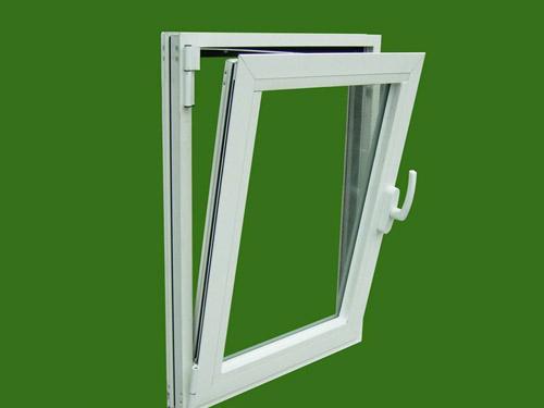 Commmercial and residential upvc tilt&turn window