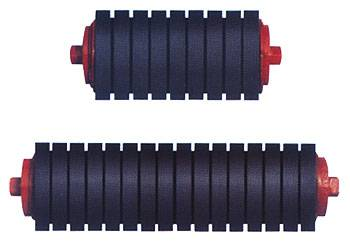idlers,Training idlers,Trainer idlers,Rubber Cushion Idlers,Rubber Cushion Flat Idler