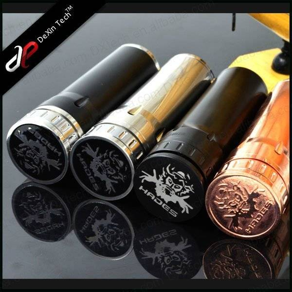 Best mechanical 26650 mod hades mod clone hades copper hades