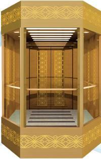 Observation elevator D16809