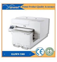 HAIWN-600 Direct to ceramic digital  Printer