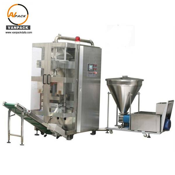 Automatic 5kg Viscous Sauce Packing Machine