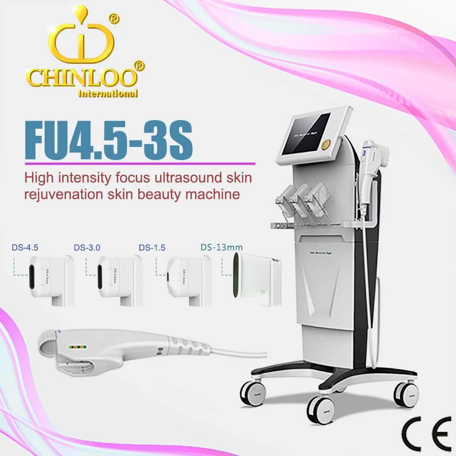 2015 new professional skin rejuvenation hifu beauty machine