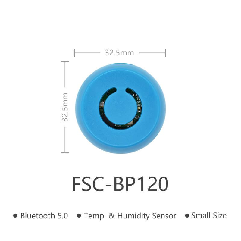 FSC-BP120 | Bluetooth Temperature And Humidity Sensor Beacon
