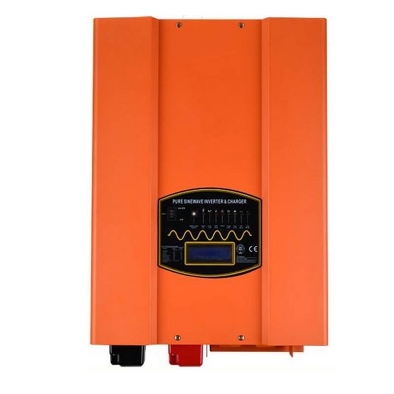 High Quality 5000 Watts 24V 48V DC 110V/240V AC PV Power Inverter for PV Power System