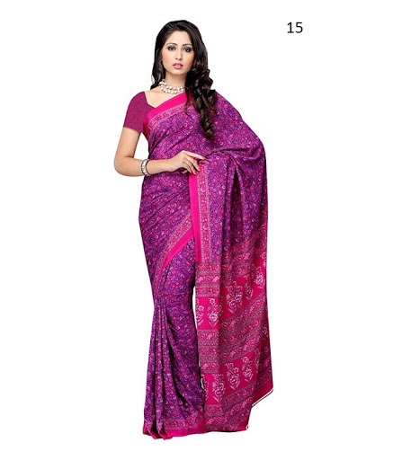 Latest Ladies Wear Saree