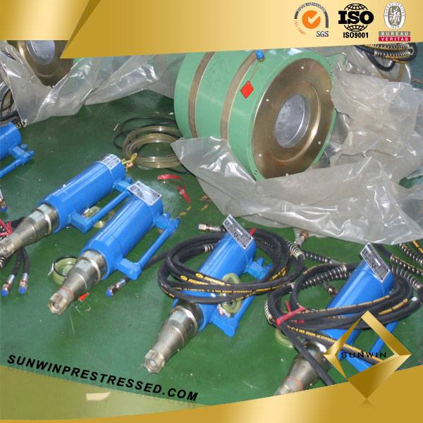 YCQQ Series High Pressure Hydraulic Jack for Post Tensioning