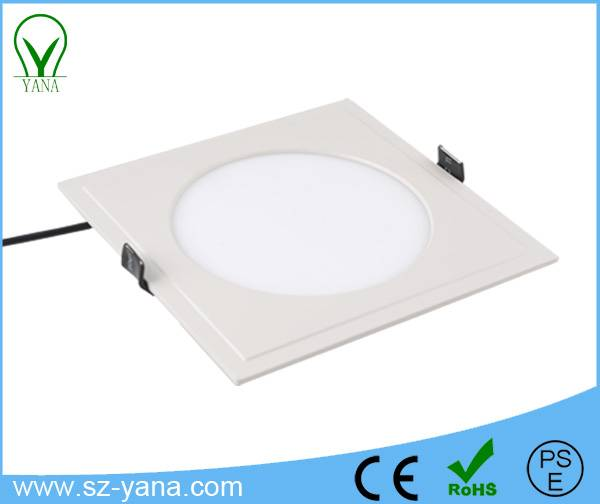 20W SMD ultra slim led square downlight