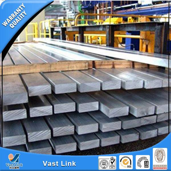 300 Series Stainless Steel Flat Bar