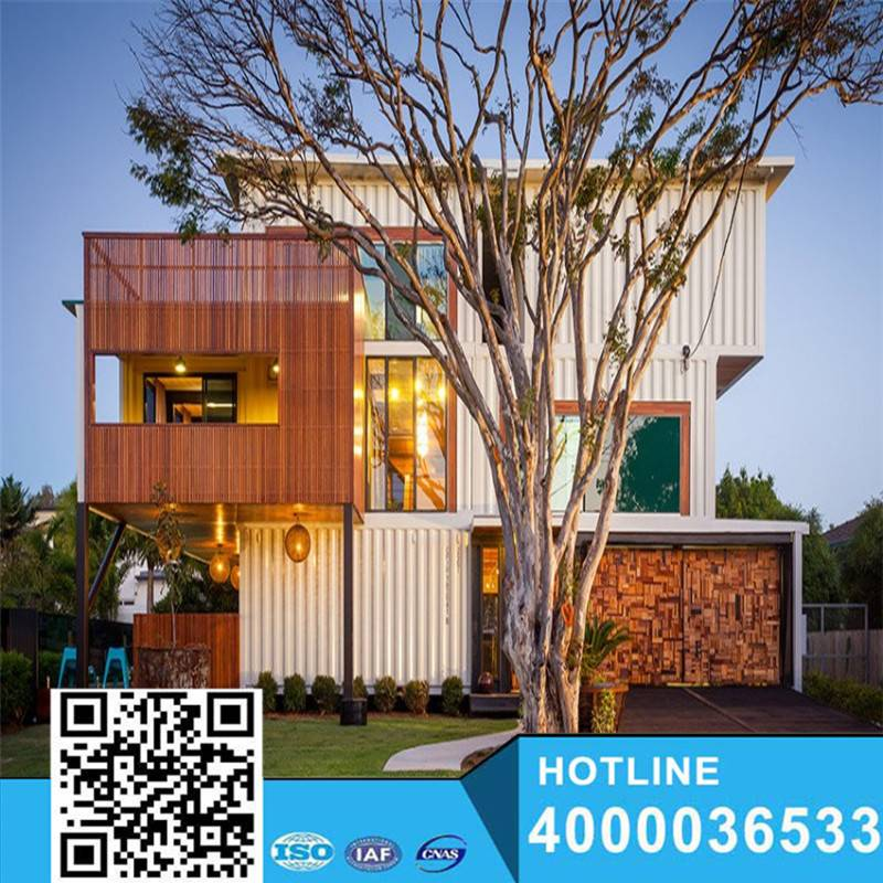 2016 china beautiful folding container house for sale