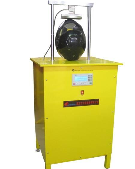 Helmet Rigidity Testing Machine