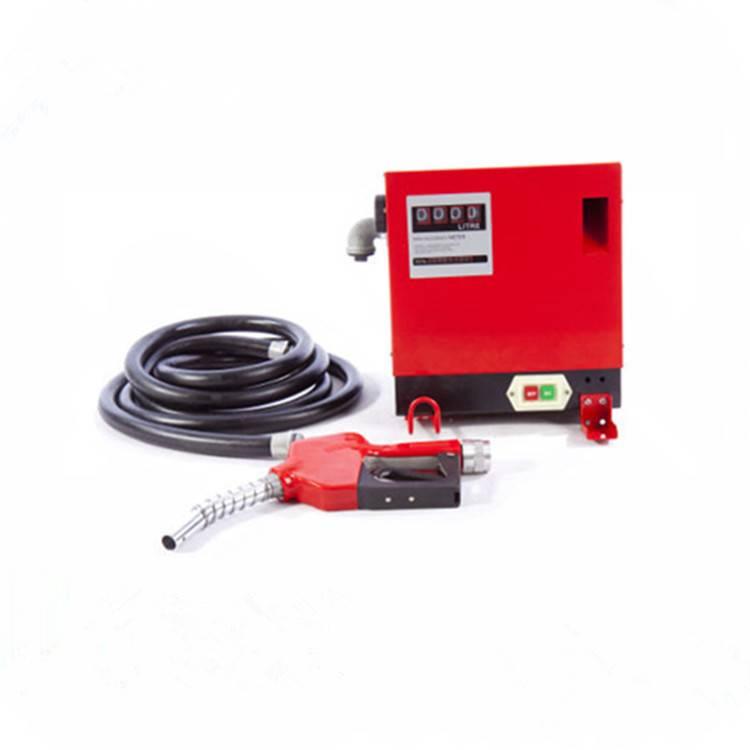 220V Digital Portable Fuel Dispenser for Gasoline, Diesel Dispenser