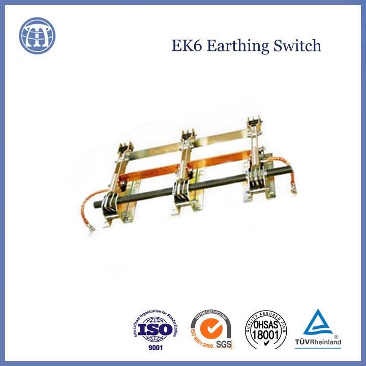 EK6 Indoor High Voltage Earth switch