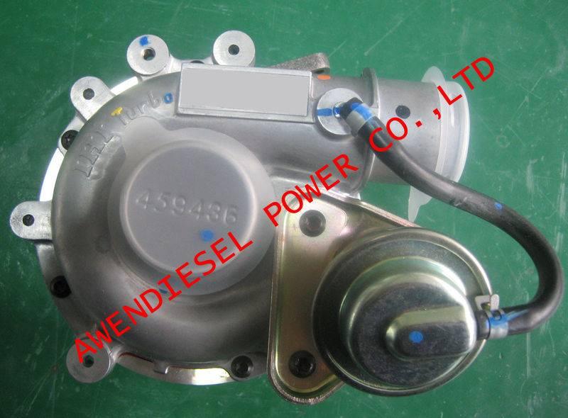 Turbocharger RHF5 VJ331008 ISUZU