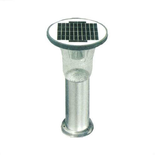 Solar led lawn light High quality aluminum body outdoor IP56 waterproof 7w courtyard bollard