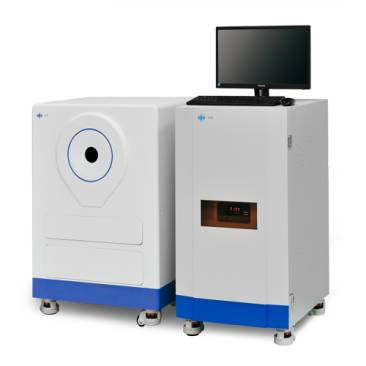 VTMR TD-NMR Cross-linking Density MRI System Analyzer for Polymer