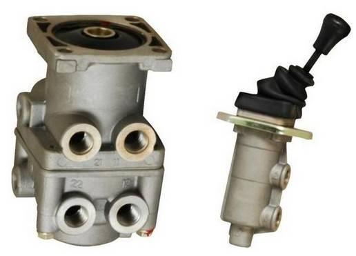 truck brake valve