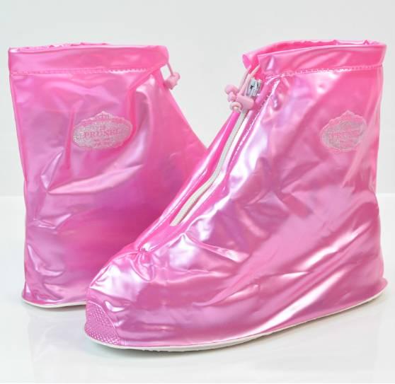 Customer Design Rain Shoe Cover Instead of Traditional Rubber Rain Boot