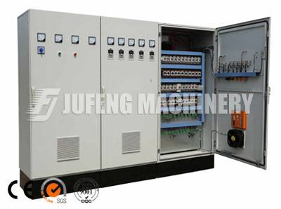 Pellet mill electric control system