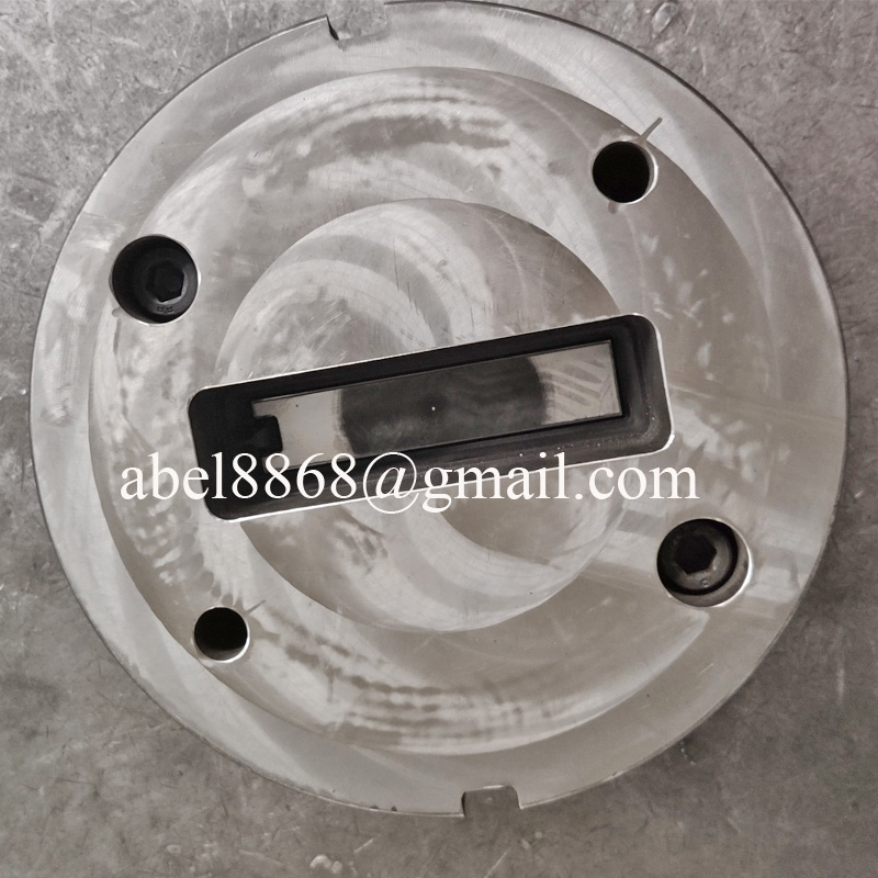 Aluminum Extrusion Mould for Roller Shutter Door Profile