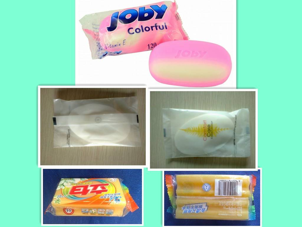 Automatic hotel soap packaing machine,packing machine