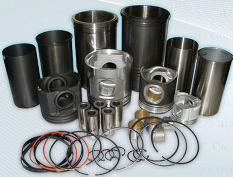 piston ring , camshaft, liner, gasket, cylinder block, bolt ,bearing, pump, turbo ,injector,
