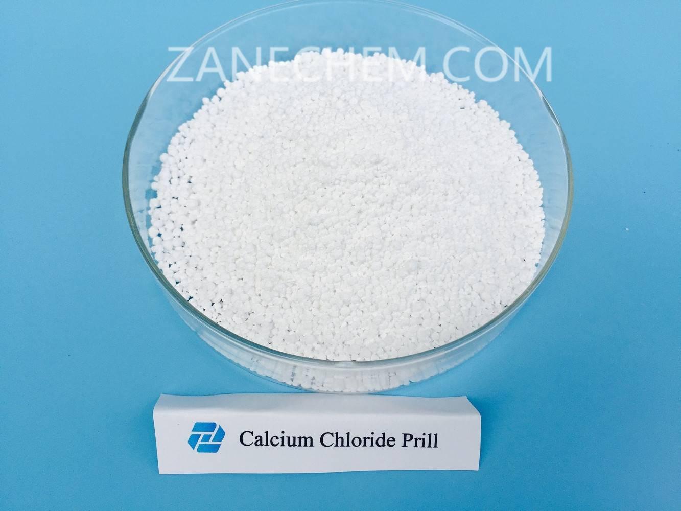 Calcium Chloride Prill