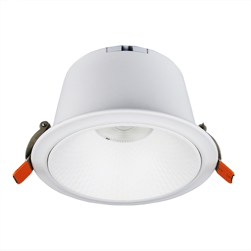 zhongshan factory high quality new design ceiling led down light 30w round