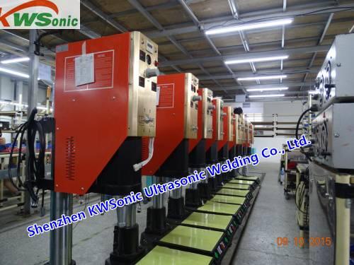 20K 1500~2200W Plastic Welding Machines Manufacturer Perfect Welding for PP ABS PC PVC Plastic Piece