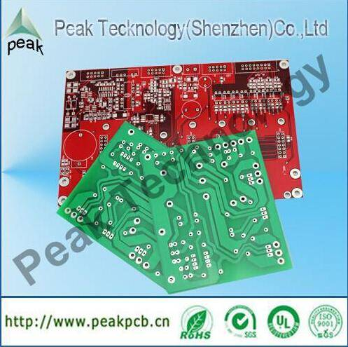 high quality customized PCB, FR4 rigid PCB board manufacturer in China