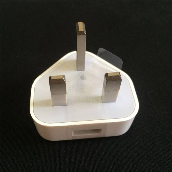 2016 most popular UK Plug Charger for iPhone