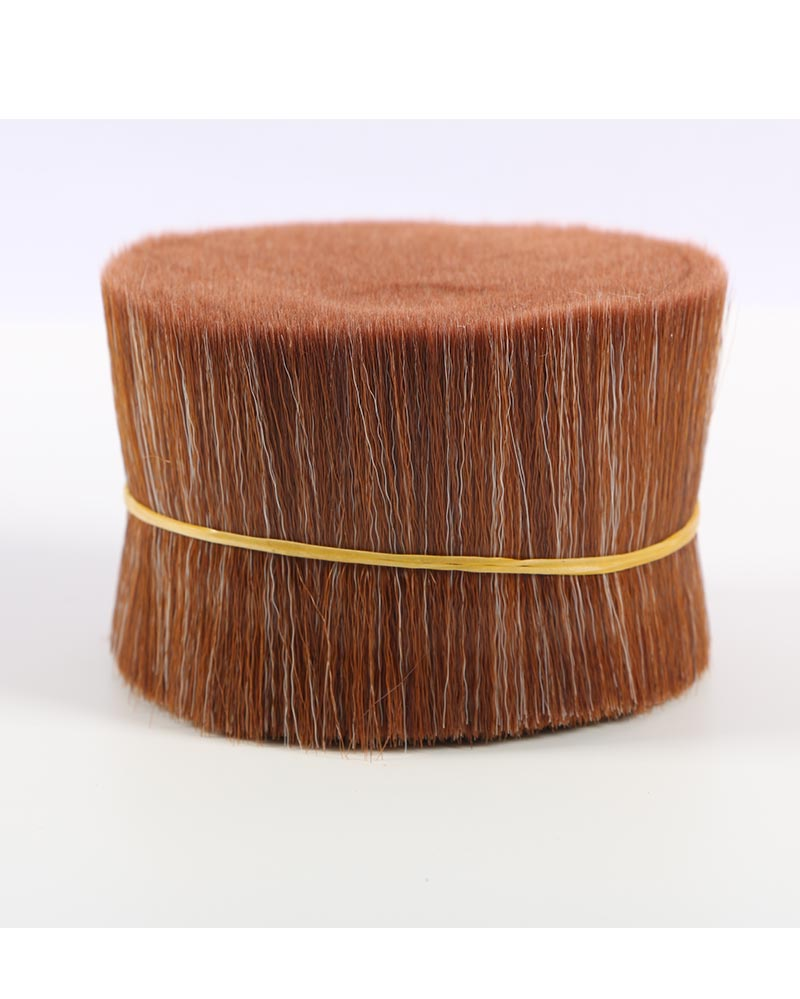 ARTIFICIAL WOOL FOR BRUSH,Wool Fiber for Makeup Brush, Makeup Brush Filament, Imitation of animal ha