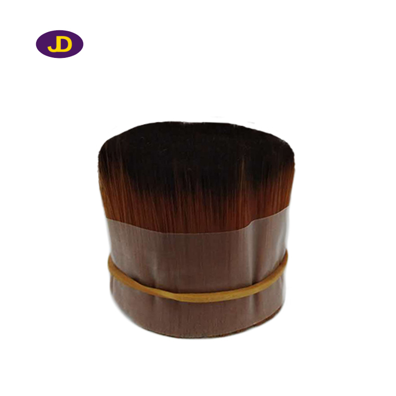 Oil painting brush filaments