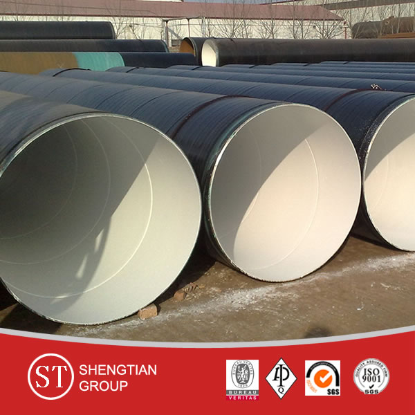4 Inch Schedule API 5L Grade B X60 Welded steel pipe
